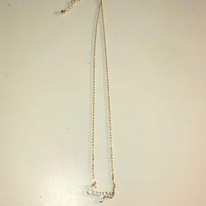 never worn, scorpio necklace